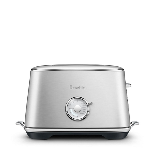 the Toast Select™ Luxe Brushed Stainless Steel