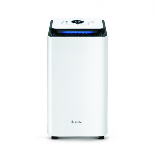 The Smart Dry Dehumidifier White