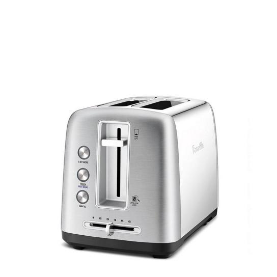 the Toast Control™ 2 Brushed Stainless Steel