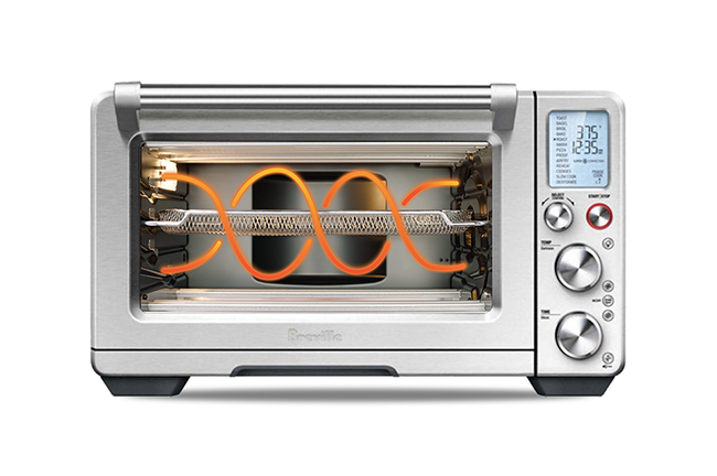 the Smart Oven element iq - a fan of faster cooking