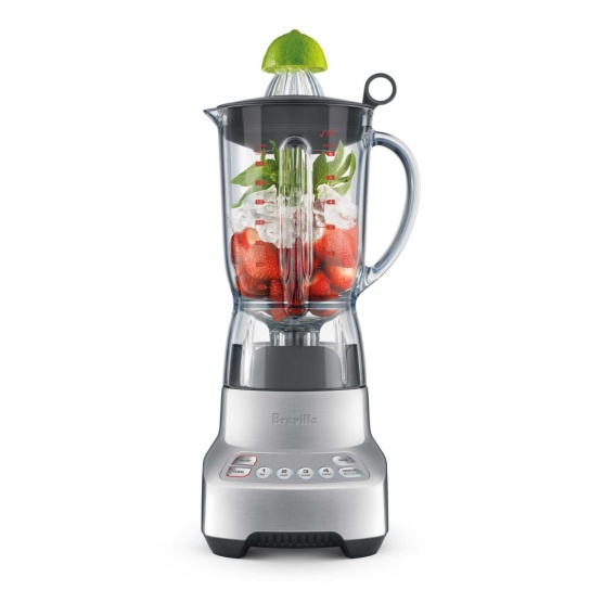 the Kinetix® Twist Blender in Silver the best of both worlds