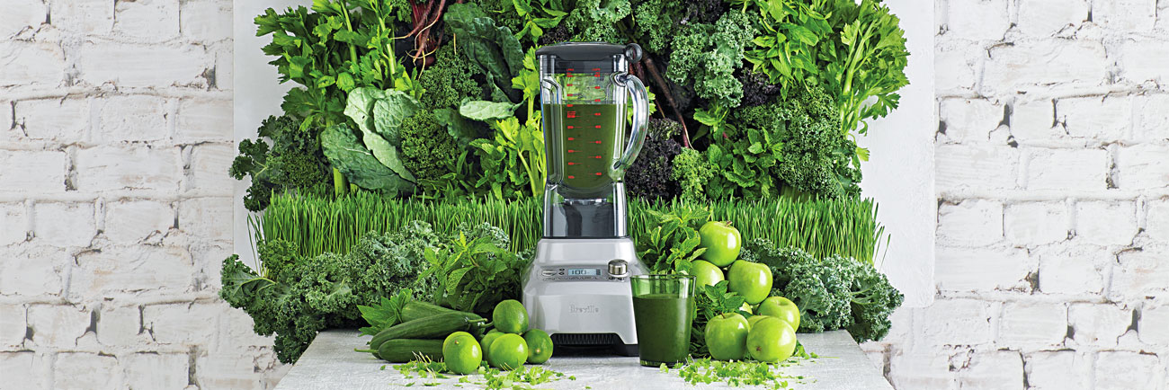 the Breville Boss® Blender in Brushed Aluminium