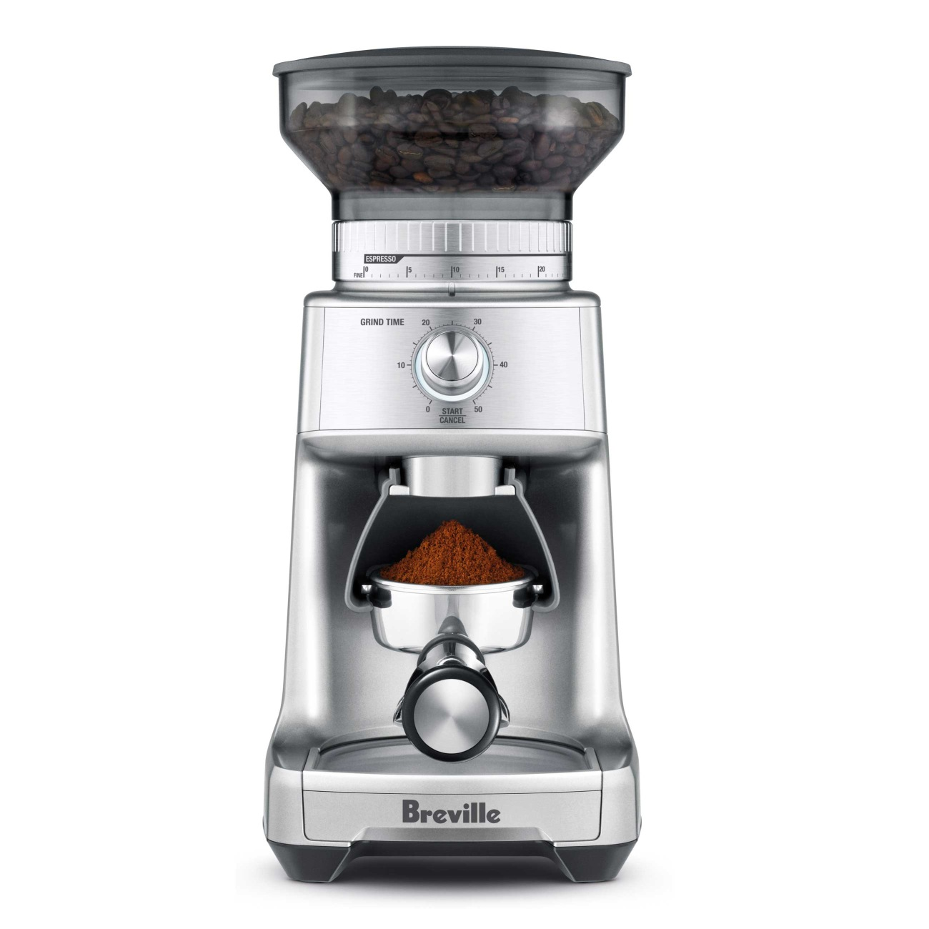 breville coffee grinder review