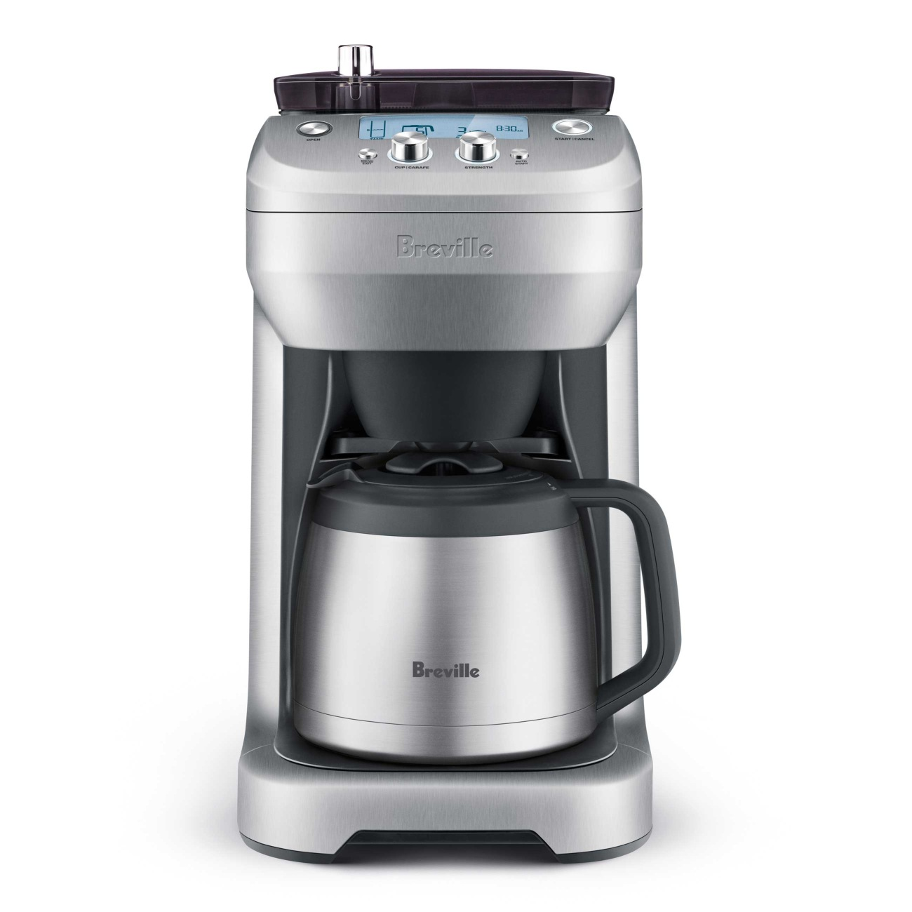 The Grind Control Coffee Machine