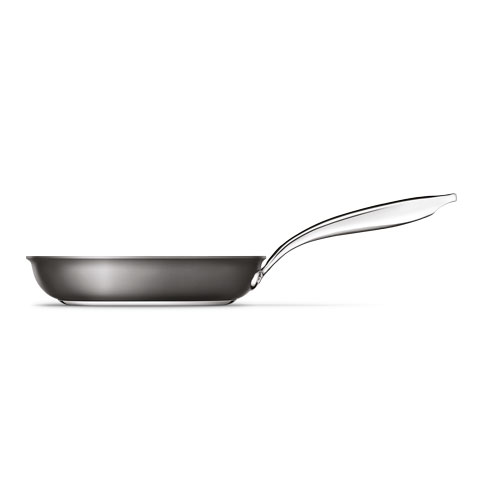 "Thermal Pro Hard Anodized 10"" Skillet Hard Anodized Aluminium is oven and dishwasher safe"