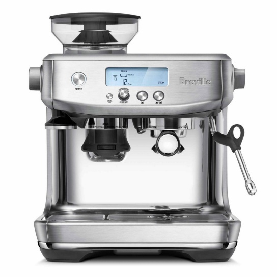 the Barista Pro™ Brushed Stainless Steel