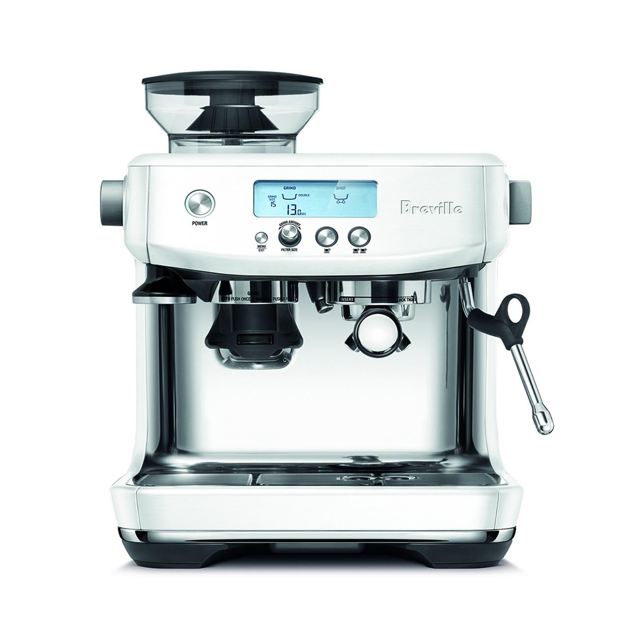 the Barista Pro Espresso Machine • Breville