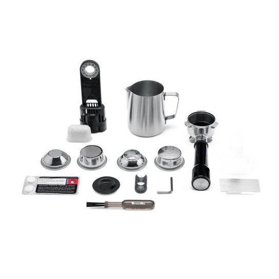 the Oracle Espresso Machine milk jug