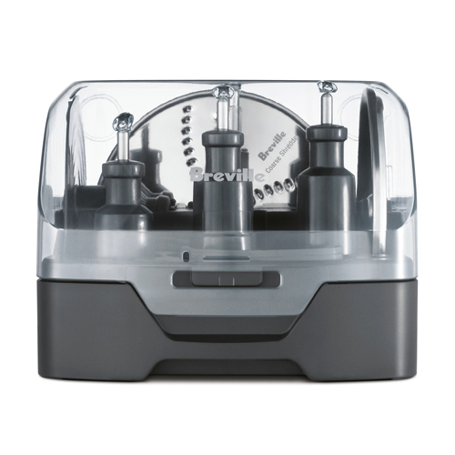 the Breville Sous Chef™ 16 Pro Food Processor In Brushed Aluminium easy storage
