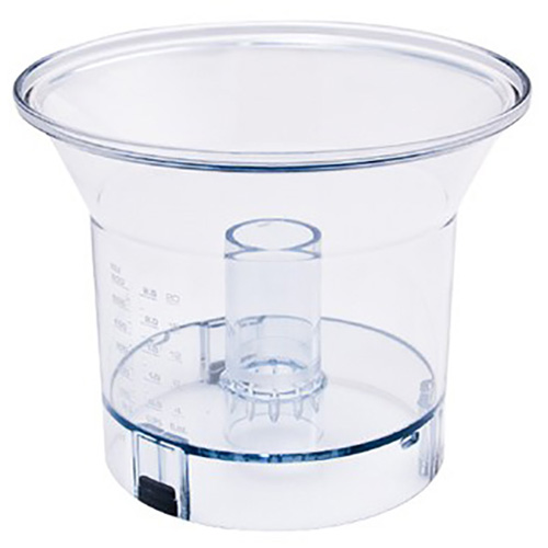 the Breville Sous Chef™ 16 Pro Food Processor In Brushed Aluminium mini bowl