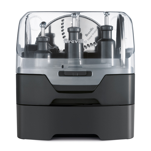 the Kitchen Wizz™ 15 Pro Food Processors in Brushed Aluminium easy storage