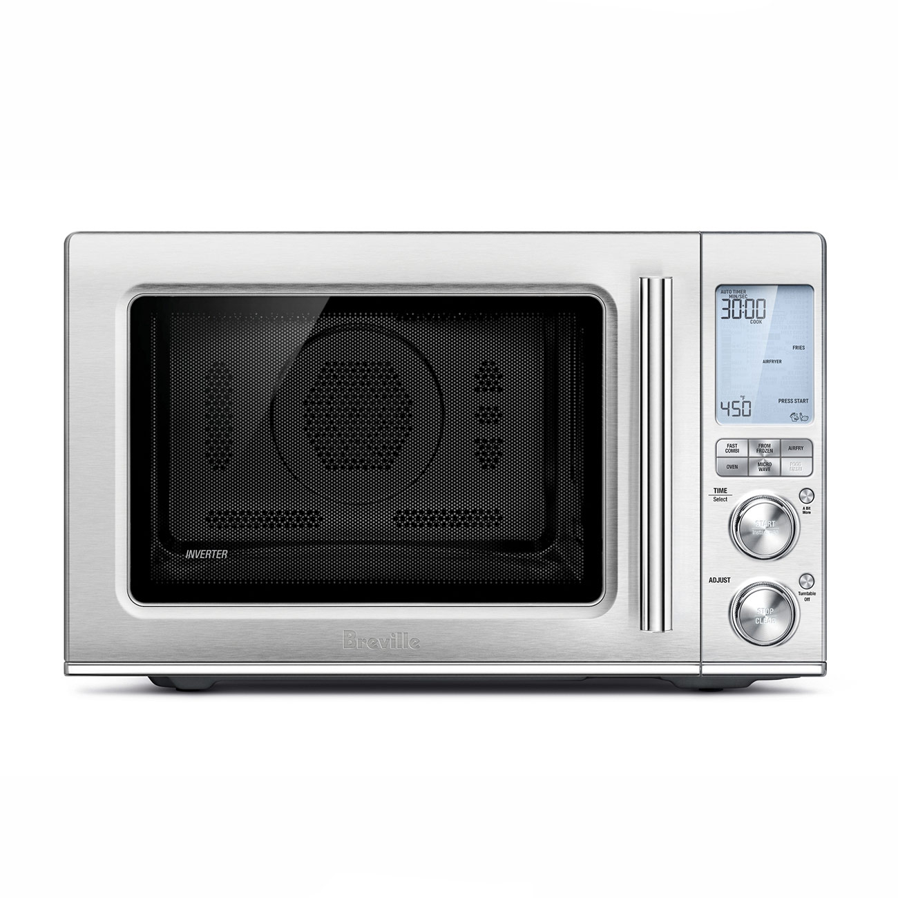 Combi Wave 3 In 1 Microwave Breville