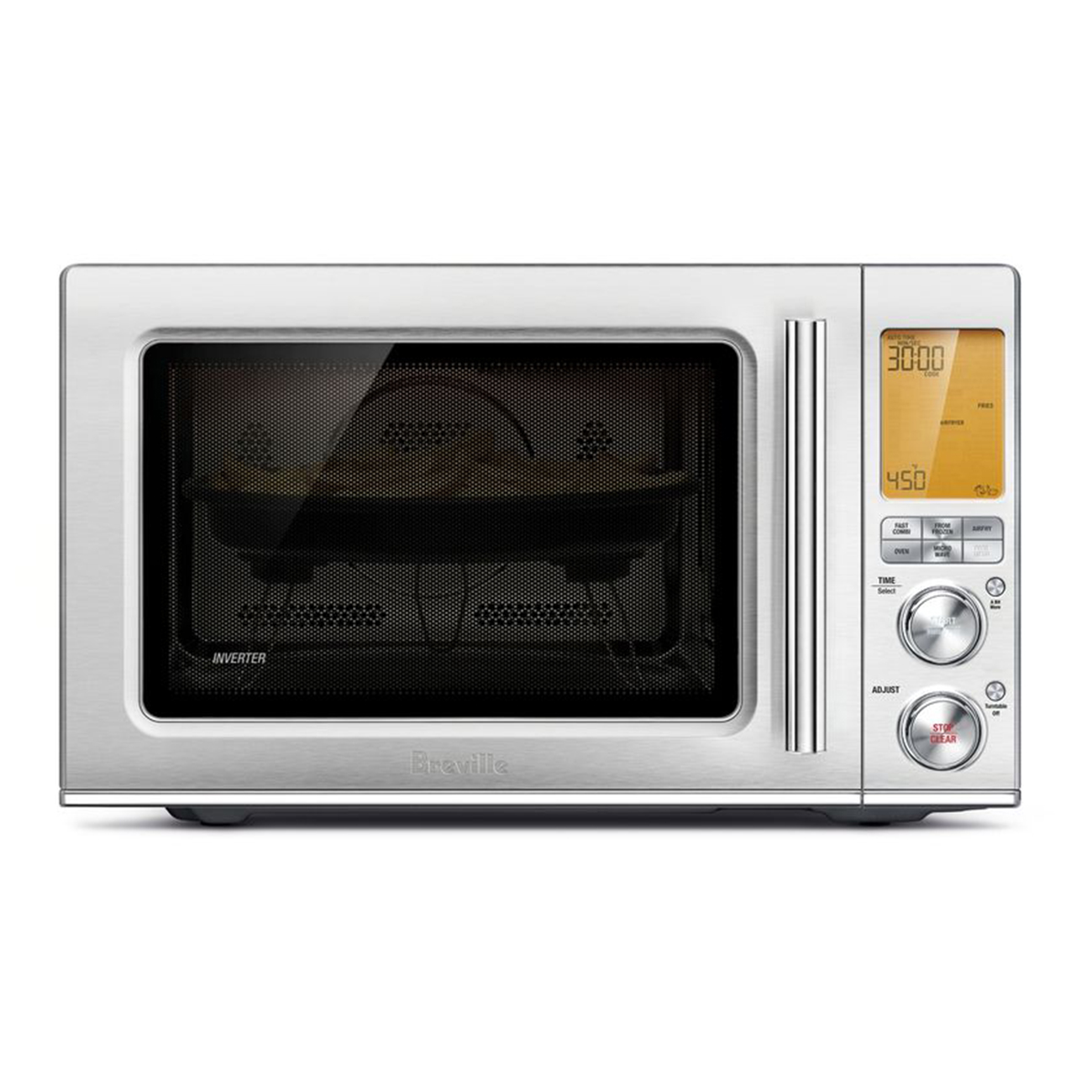 The Combi Wave 3 In 1 Microwave Breville