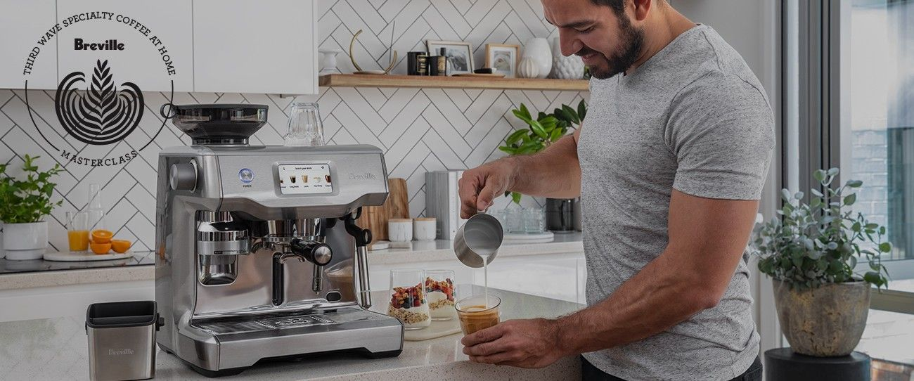 Learn how to create third wave specialty coffee at home