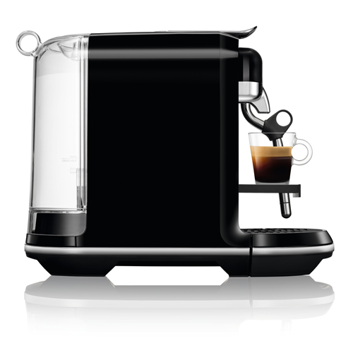Creatista Uno Espresso Machine in Black Sesame create your favorite recipes