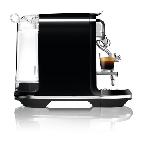 Creatista™ Nespresso Machine In Brushed Stainless Steel favorite recipes