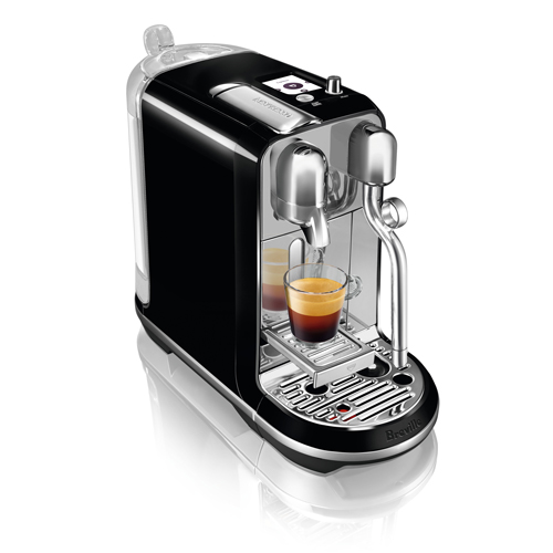 Creatista™ Nespresso Machine In Brushed Stainless Steel auto clean function