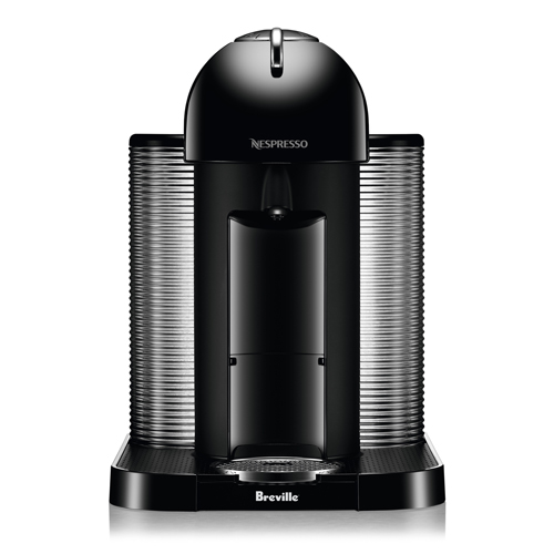 Vertuo Bundle Nespresso Machine in Black intuitive & easy to use