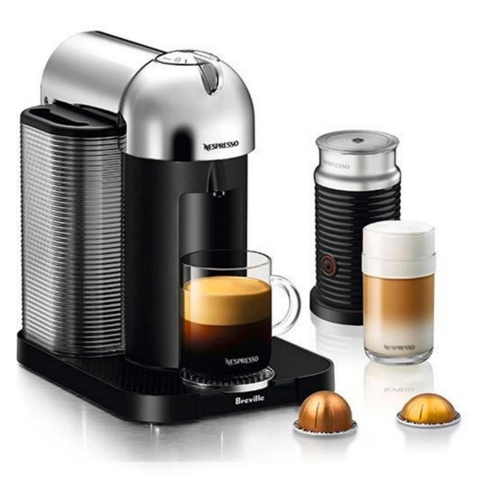Breville BNV250BLK1BUC1 Nespresso Vertuo Coffee and Espresso Machine