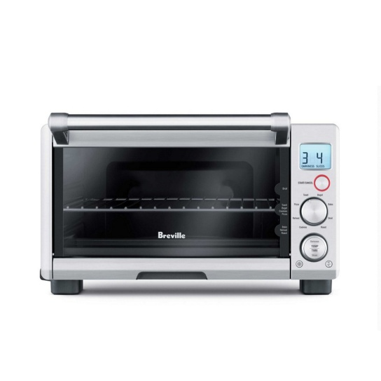 The Compact Smart Oven 174 Toaster Oven Breville