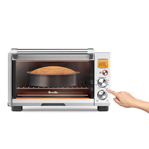 The Smart Oven 174 Compact Convection Toaster Oven Breville