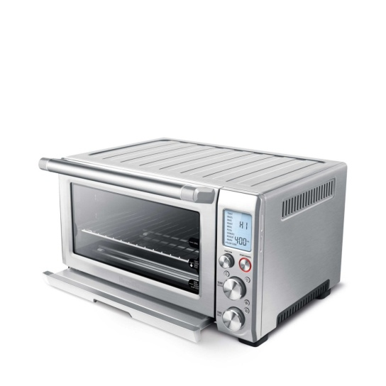 the Smart Oven™ Pro Oven In Brushed Stainless Steel