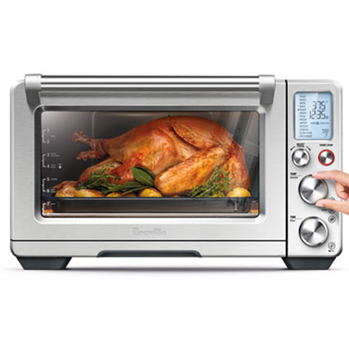 the Smart Oven® Air Oven In Brushed Stainless Steel size matters