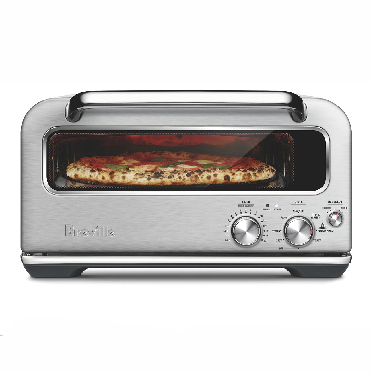 the Smart Oven® Pizzaiolo