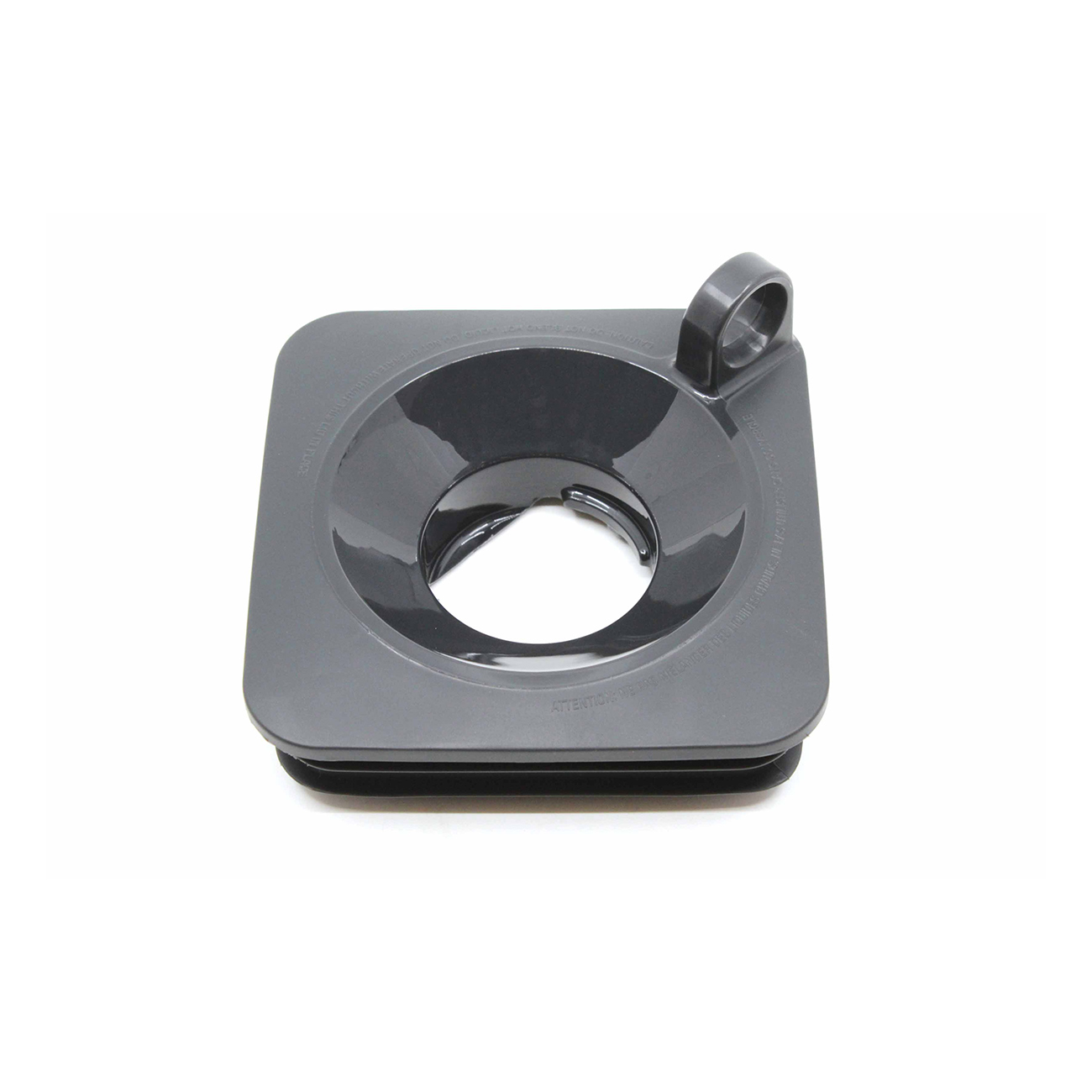 Outer Lid with Pull Ring