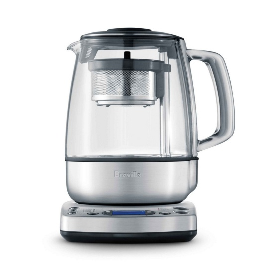 the Tea Maker™ Brushed Stainless Steel
