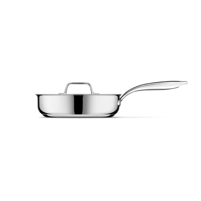 Thermal Pro® Clad Stainless Steel Covered 3.5qt Sauté Pan