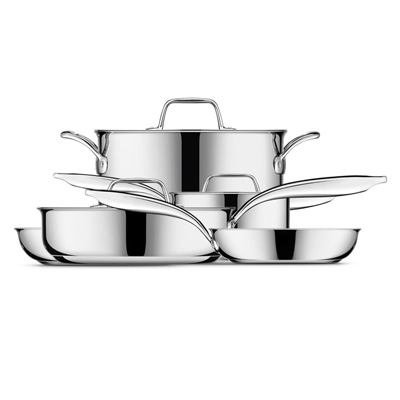 Thermal Pro® Clad Stainless 10-Piece Cookware