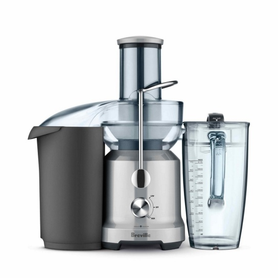 the Juice Fountain® Cold Silver