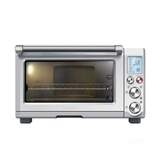 the Smart Oven® Pro Brushed Stainless Steel