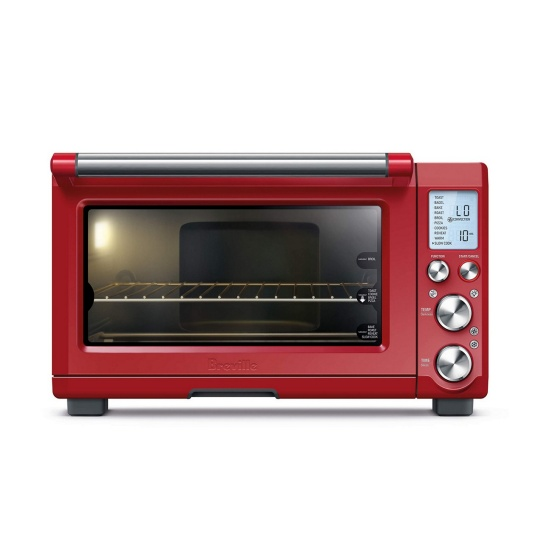 the Smart Oven® Pro Cranberry Red
