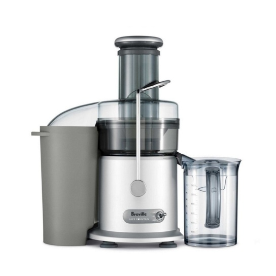 the Juice Fountain® Plus Silver