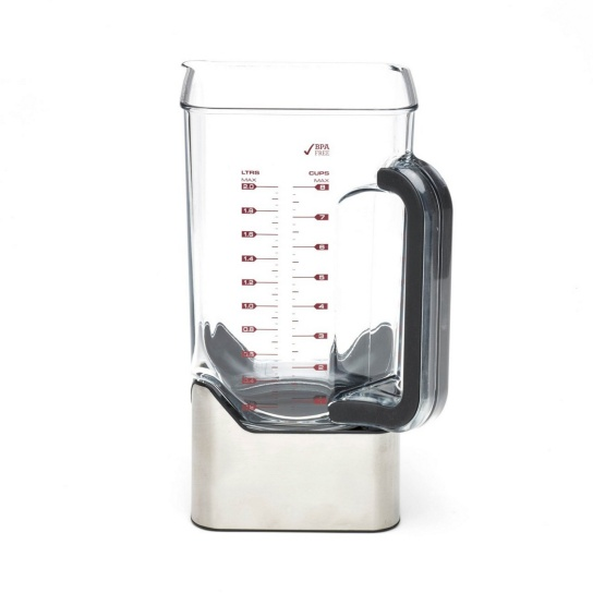 Jar Assembly with Handle (BPA Free)